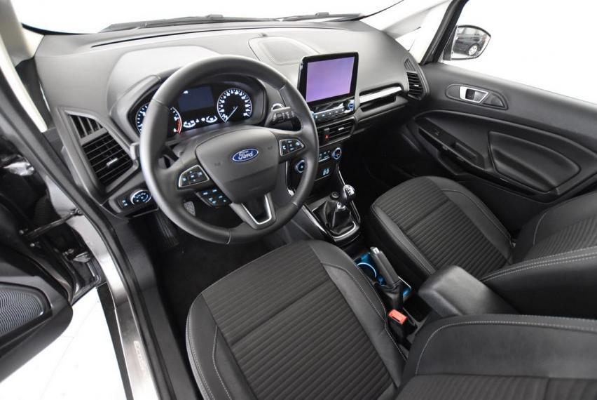 Ford EcoSport 1.5 TDCi 100 CV S&S Titanium 2017 8