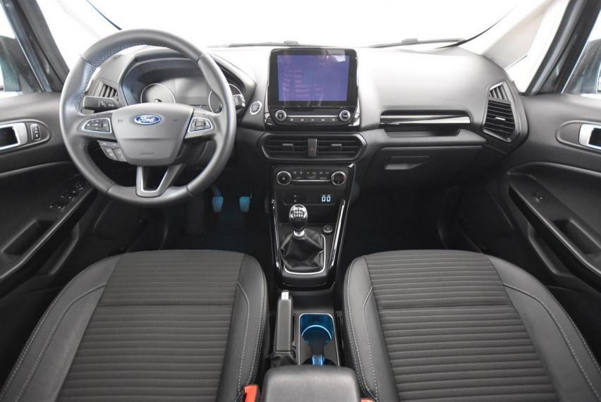 Ford EcoSport 1.5 TDCi 100 CV S&S Titanium 2017 13