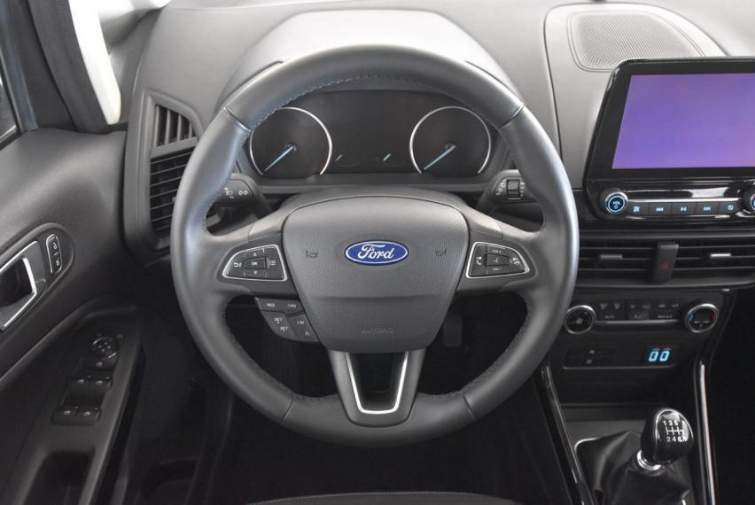 Ford EcoSport 1.5 TDCi 100 CV S&S Titanium 2017 14