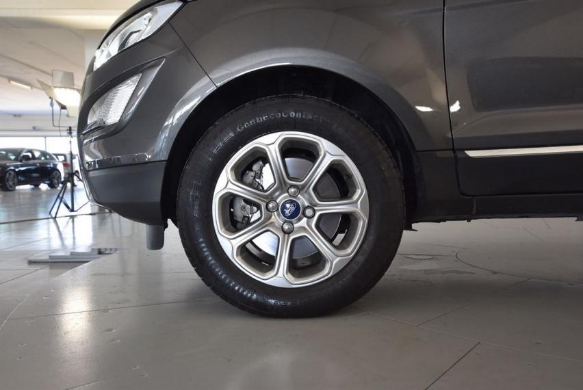Ford EcoSport 1.5 TDCi 100 CV S&S Titanium 2017 18