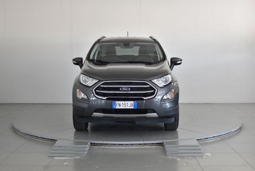 Ford EcoSport 1.5 TDCi 100 CV S&S Titanium 2017 2