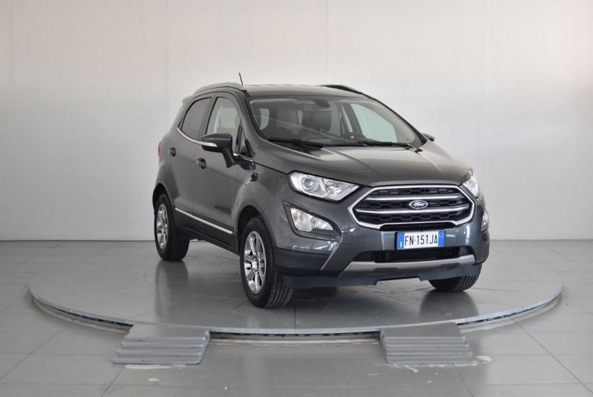 Ford EcoSport 1.5 TDCi 100 CV S&S Titanium 2017 3