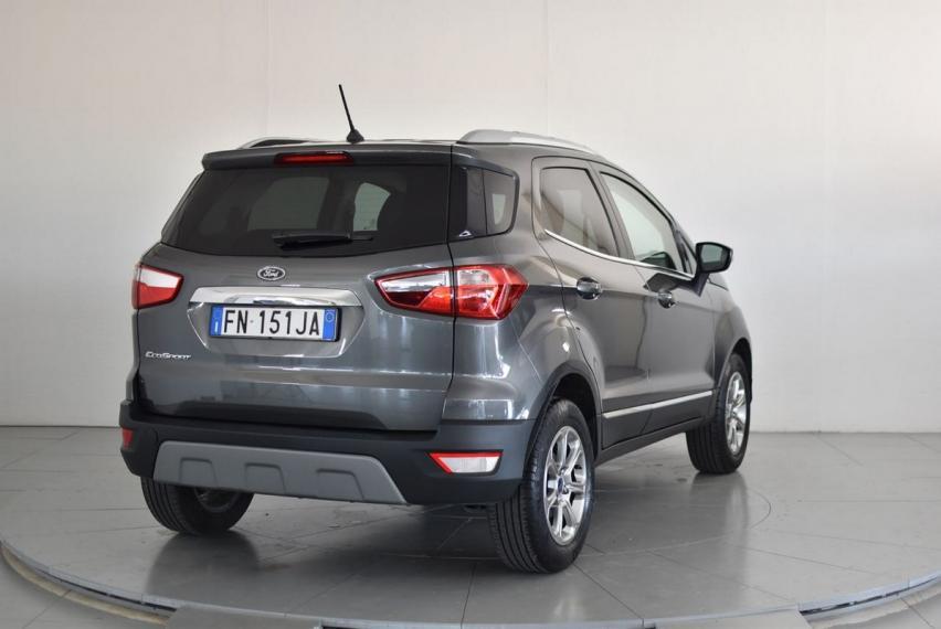 Ford EcoSport 1.5 TDCi 100 CV S&S Titanium 2017 5