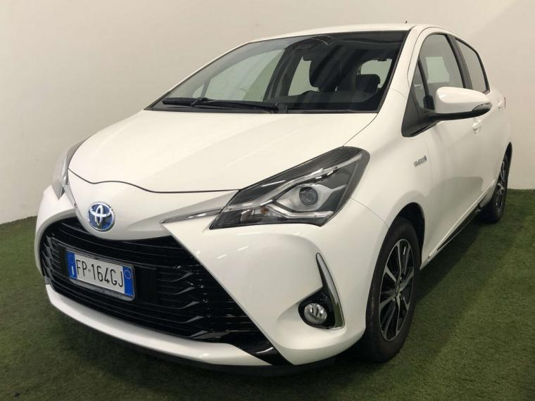 Toyota Yaris Hybrid 1.5 Hybrid Active 5p. 2017