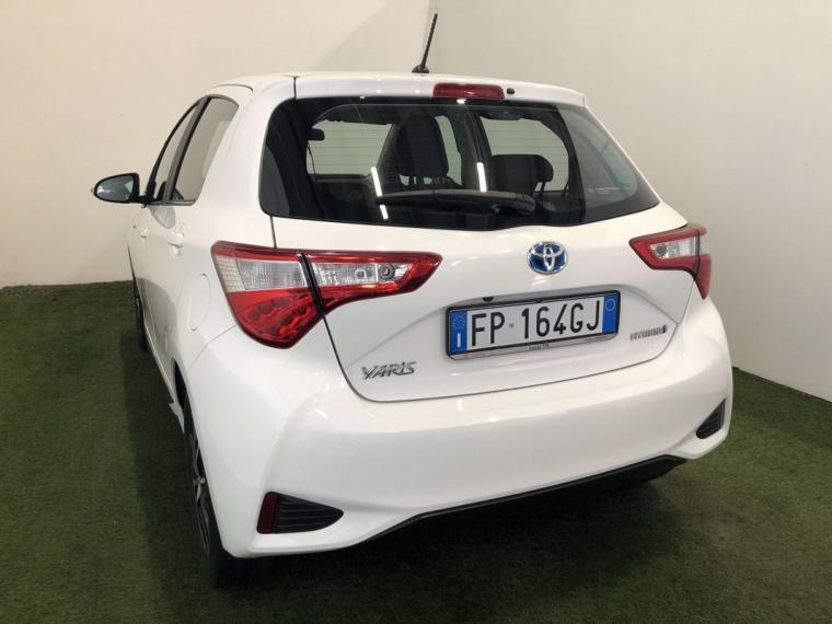 Toyota Yaris Hybrid 1.5 Hybrid Active 5p. 2017 1