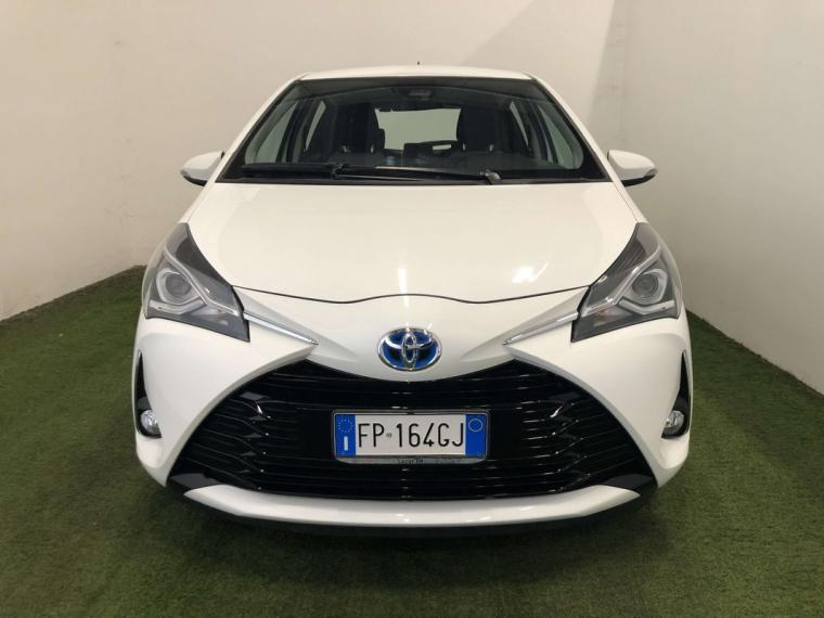 Toyota Yaris Hybrid 1.5 Hybrid Active 5p. 2017 2