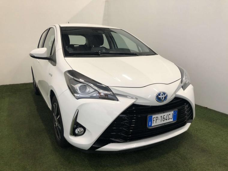 Toyota Yaris Hybrid 1.5 Hybrid Active 5p. 2017 3