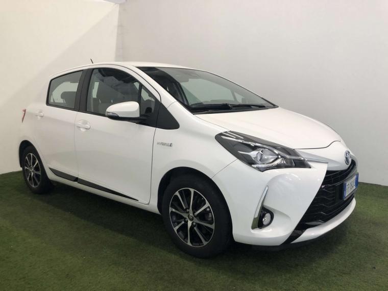 Toyota Yaris Hybrid 1.5 Hybrid Active 5p. 2017 4