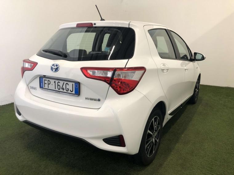 Toyota Yaris Hybrid 1.5 Hybrid Active 5p. 2017 5