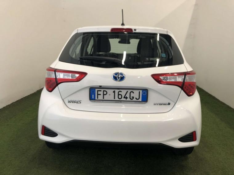 Toyota Yaris Hybrid 1.5 Hybrid Active 5p. 2017 6