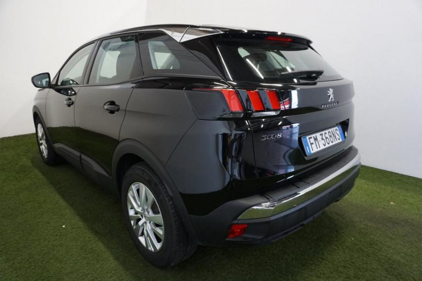 Peugeot 3008 BlueHDi 120 EAT6 S&S Business 2017 0
