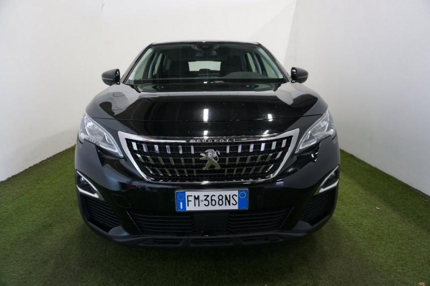Peugeot 3008 BlueHDi 120 EAT6 S&S Business 2017 2