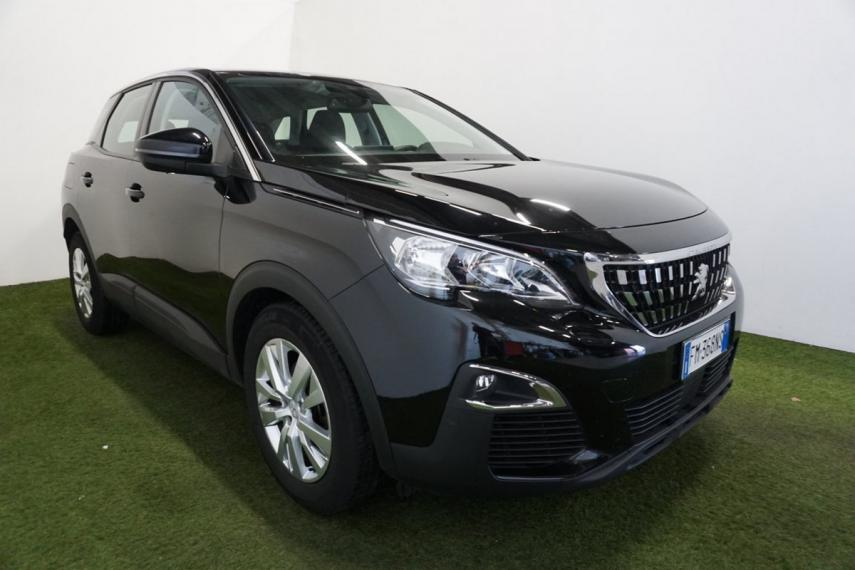 Peugeot 3008 BlueHDi 120 EAT6 S&S Business 2017 4