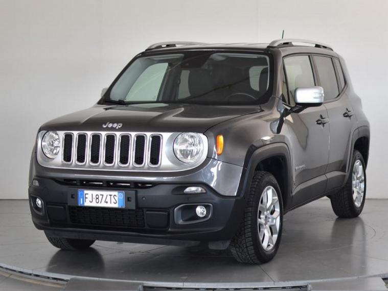 Jeep Renegade 2.0 Mjt 140 CV 4WD Limited 2014