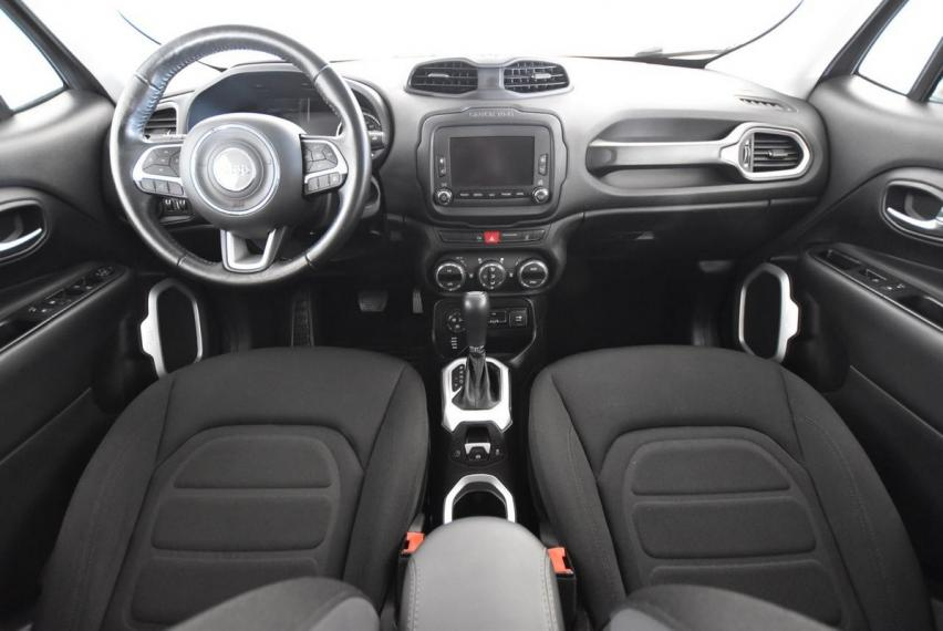 Jeep Renegade 2.0 Mjt 140 CV 4WD Limited 2014 13