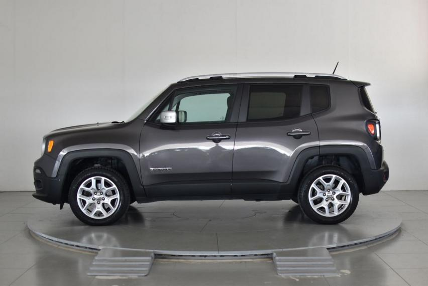Jeep Renegade 2.0 Mjt 140 CV 4WD Limited 2014 0