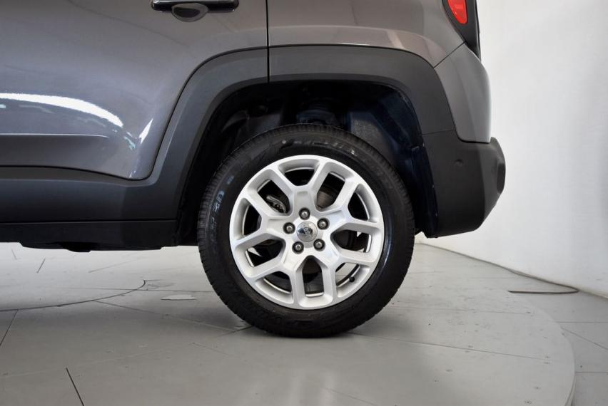 Jeep Renegade 2.0 Mjt 140 CV 4WD Limited 2014 19