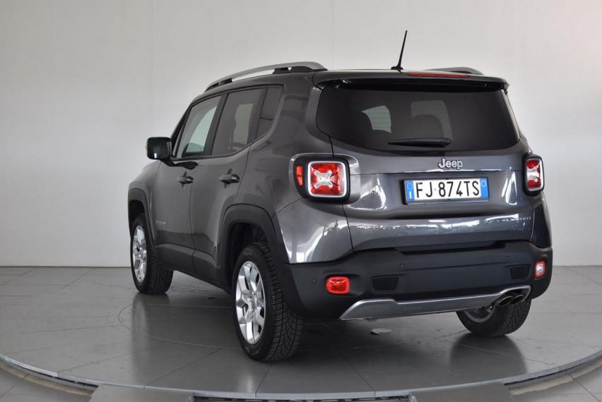 Jeep Renegade 2.0 Mjt 140 CV 4WD Limited 2014 1