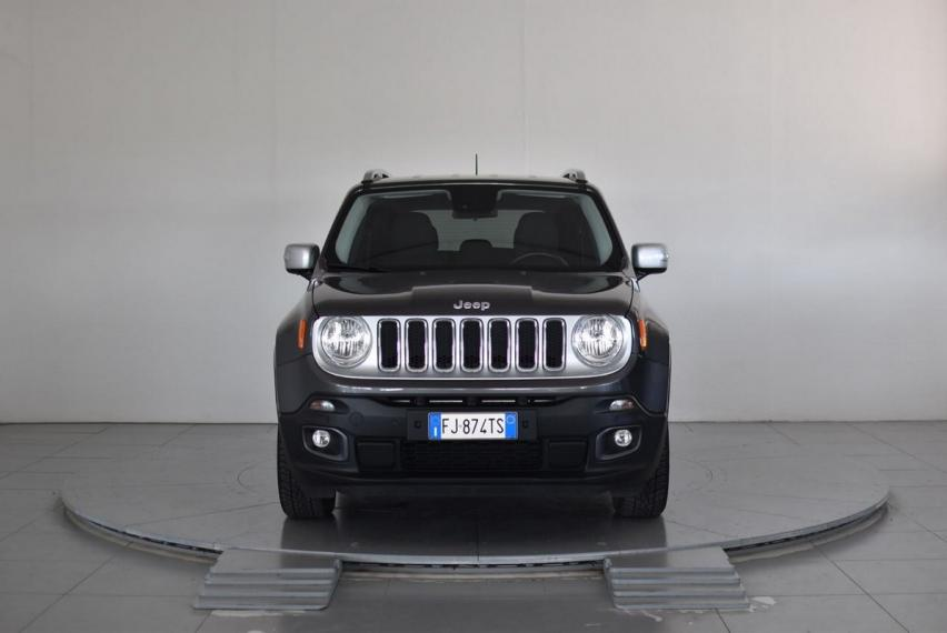 Jeep Renegade 2.0 Mjt 140 CV 4WD Limited 2014 2