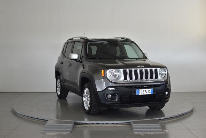 Jeep Renegade 2.0 Mjt 140 CV 4WD Limited 2014 3