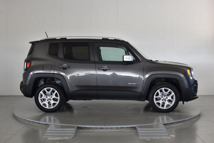 Jeep Renegade 2.0 Mjt 140 CV 4WD Limited 2014 4