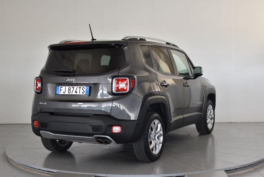 Jeep Renegade 2.0 Mjt 140 CV 4WD Limited 2014 5