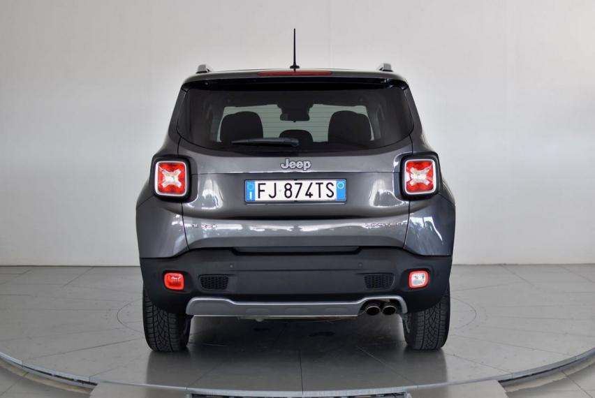 Jeep Renegade 2.0 Mjt 140 CV 4WD Limited 2014 6
