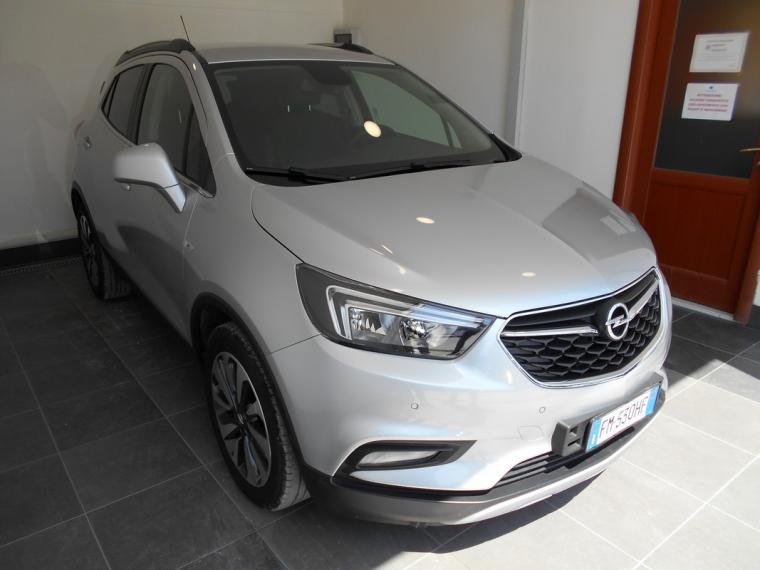 Opel Mokka X 1.6 CDTI 136 CV 4x2 S&S Innovation 2016 2