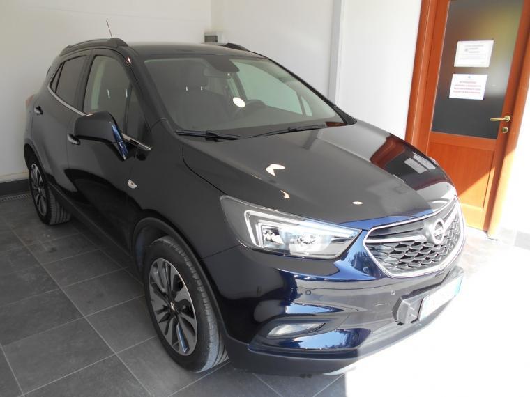 Opel Mokka X 1.6 CDTI 136 CV 4x2 Innovation aut. 2016 2