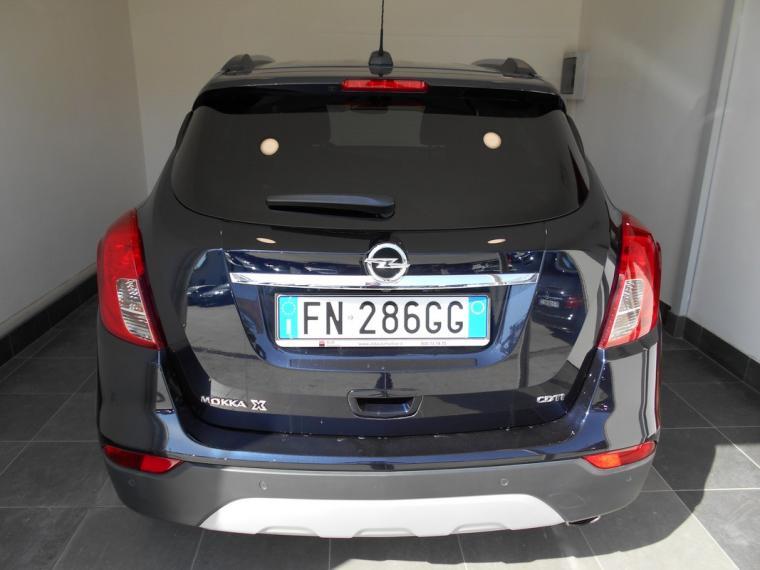 Opel Mokka X 1.6 CDTI 136 CV 4x2 Innovation aut. 2016 4