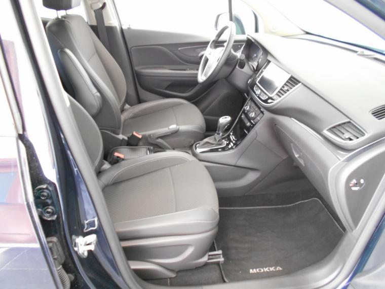 Opel Mokka X 1.6 CDTI 136 CV 4x2 Innovation aut. 2016 7