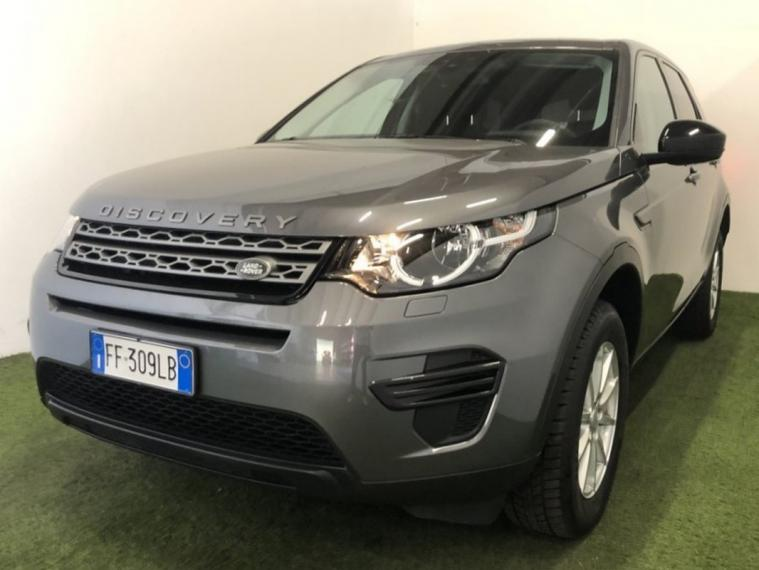 Land Rover Discovery Sport 2.0 TD4 150 CV Auto Business Edition 2015