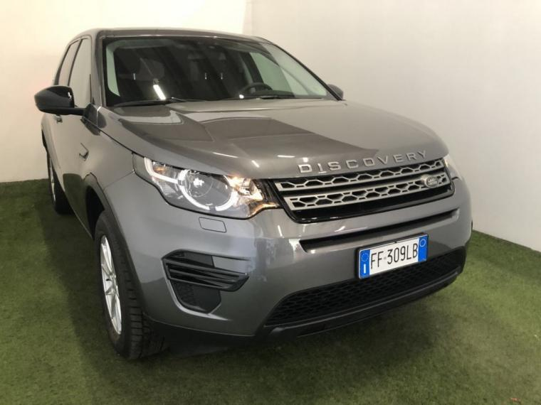 Land Rover Discovery Sport 2.0 TD4 150 CV Auto Business Edition 2015 3
