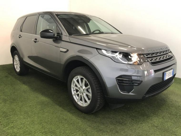 Land Rover Discovery Sport 2.0 TD4 150 CV Auto Business Edition 2015 4