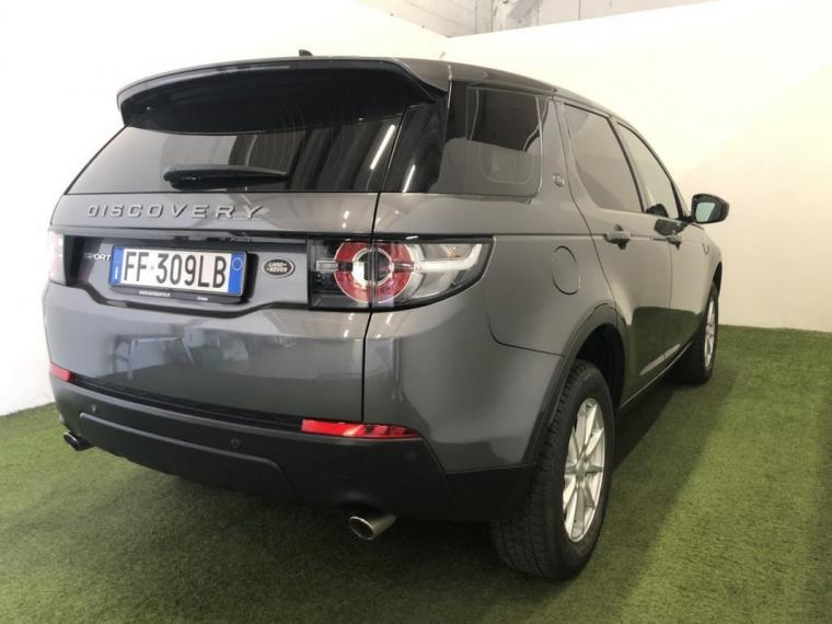 Land Rover Discovery Sport 2.0 TD4 150 CV Auto Business Edition 2015 5