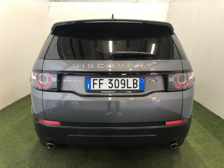 Land Rover Discovery Sport 2.0 TD4 150 CV Auto Business Edition 2015 6