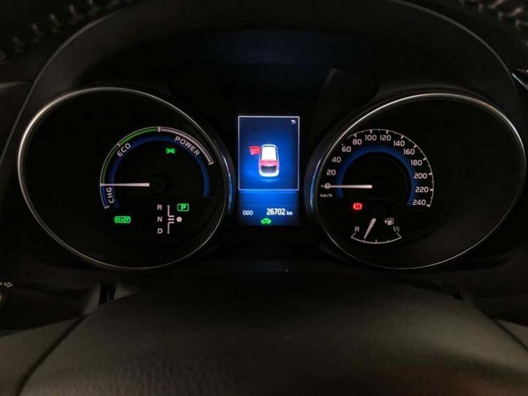 Toyota Auris TS Hybrid 1.8 Hybrid Business Touring Sports 2016 13
