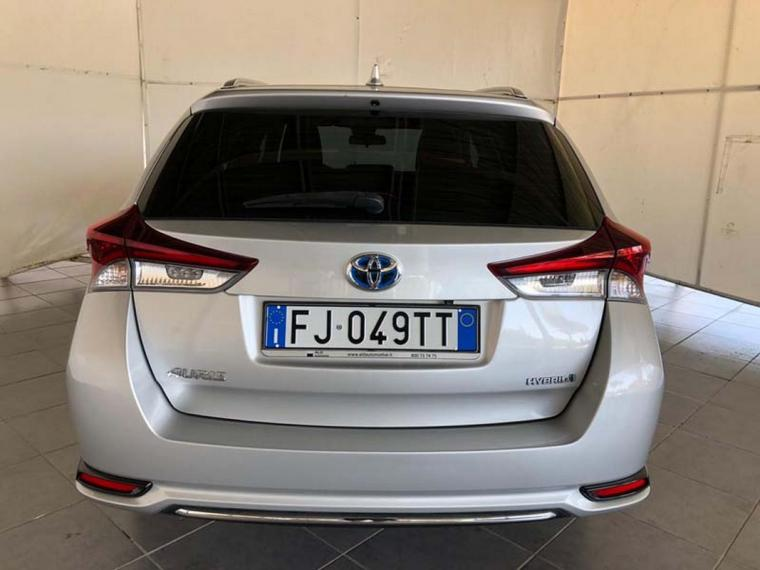 Toyota Auris TS Hybrid 1.8 Hybrid Business Touring Sports 2016 6