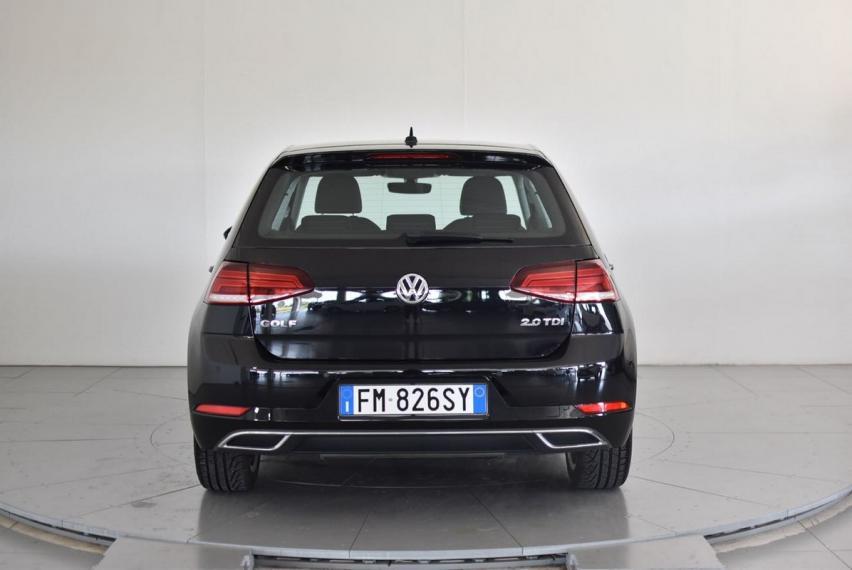 Volkswagen Golf 2.0 TDI 5p. Executive BMT 2017 6