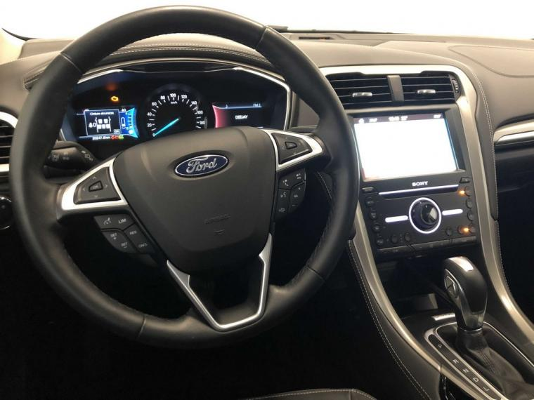 Ford Mondeo Hybrid 2.0 187 CV eCVT Vignale 4p. 2018 10