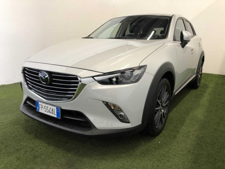 Mazda CX-3 1.5L Skyactiv-D AWD Exceed 2017