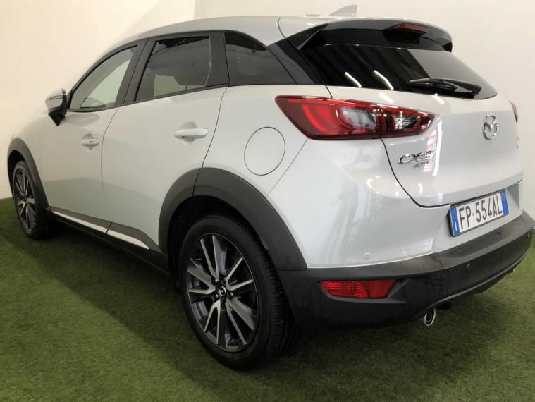 Mazda CX-3 1.5L Skyactiv-D AWD Exceed 2017 0