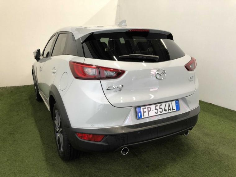 Mazda CX-3 1.5L Skyactiv-D AWD Exceed 2017 1