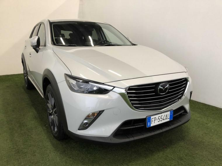 Mazda CX-3 1.5L Skyactiv-D AWD Exceed 2017 3