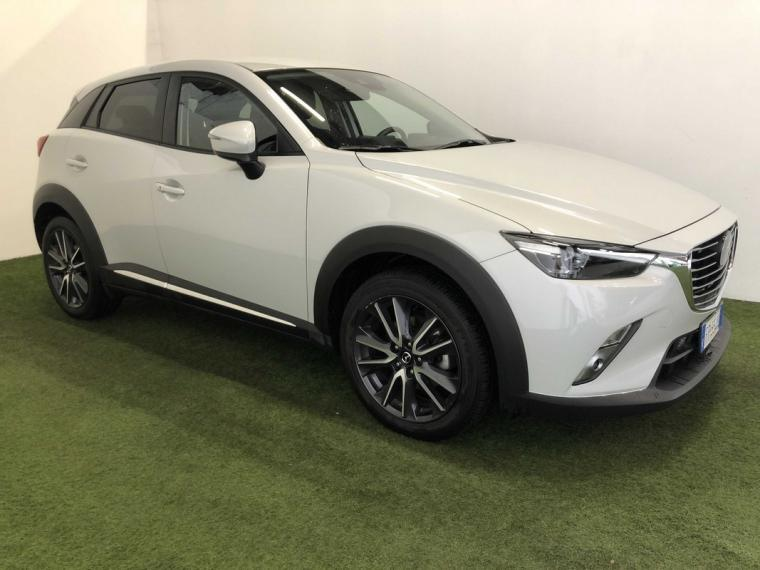 Mazda CX-3 1.5L Skyactiv-D AWD Exceed 2017 4