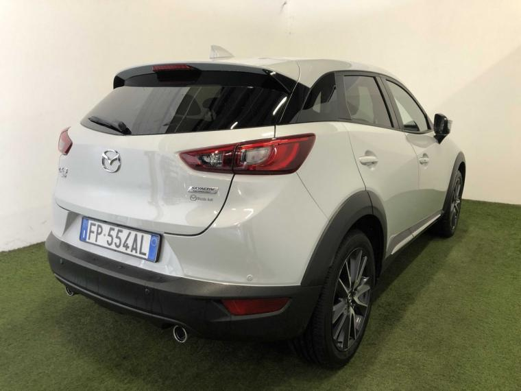 Mazda CX-3 1.5L Skyactiv-D AWD Exceed 2017 5
