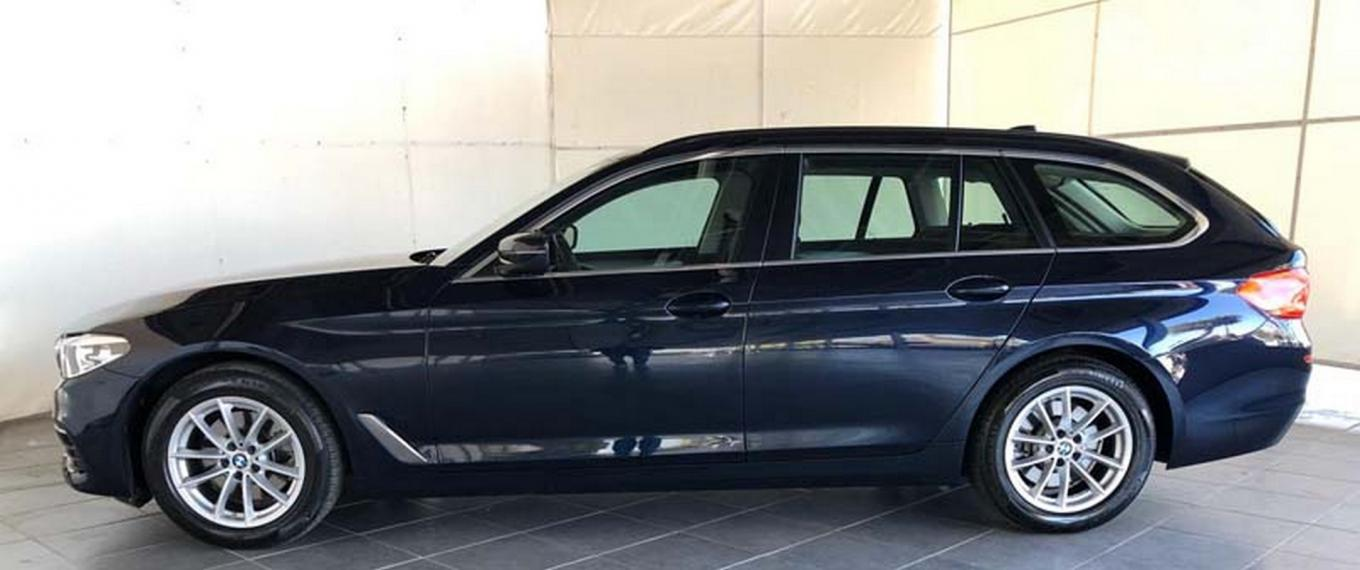 BMW Serie 5 Touring 520d Touring Business 2017 0