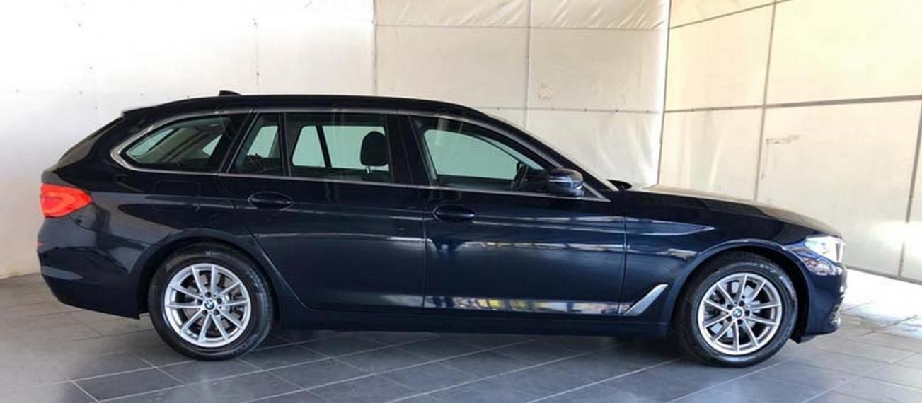 BMW Serie 5 Touring 520d Touring Business 2017 4