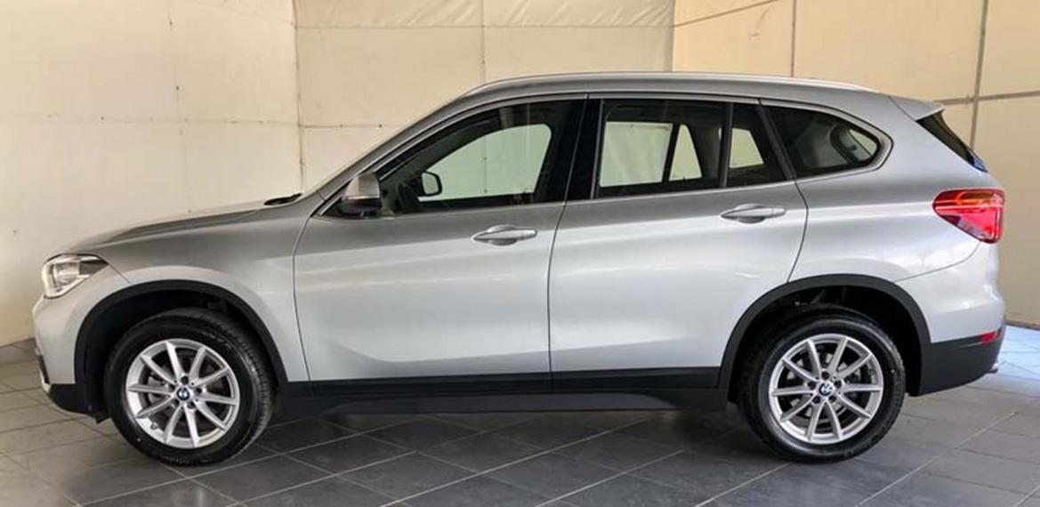 BMW X1 sDrive16d Business 2018 0