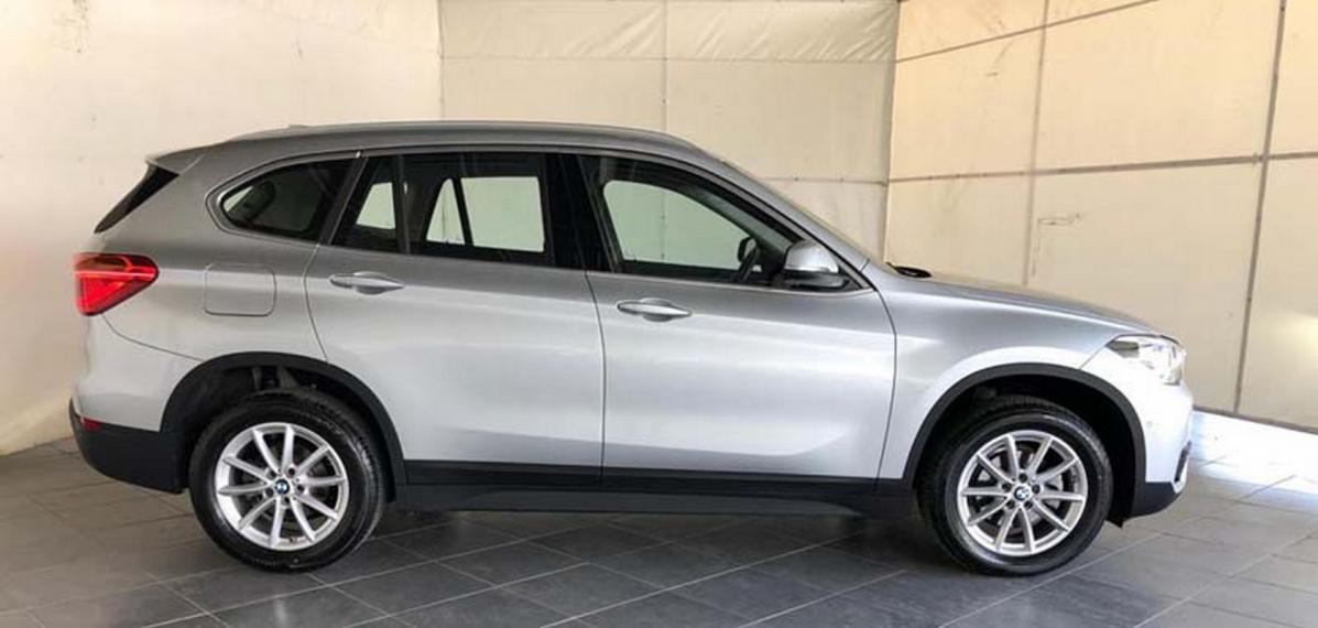 BMW X1 sDrive16d Business 2018 4